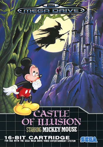 Castle of Illusion